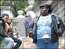 Gabourey Sidibe in Precious