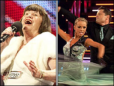 The X Factor and Strictly Come Dancing
