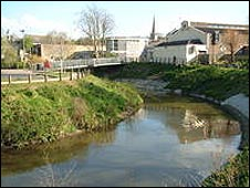 River Frome: photo by Andrew Bryant