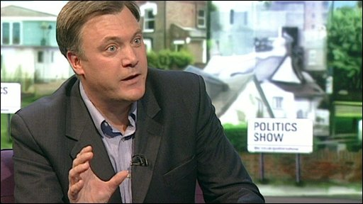 Ed Balls, the schools secretary for England