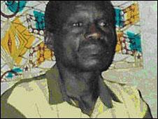 Gregoire Ndahimana