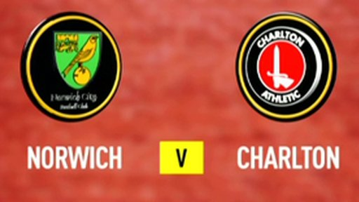 Highlights - Norwich 2-2 Charlton