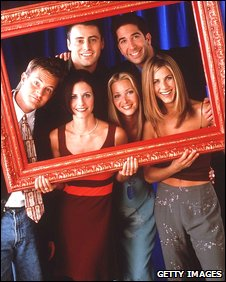 Friends publicity photo