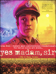 Film on Kiran Bedi