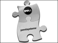 How Dell and Perot Systems has advertised their coming together