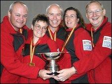 Welsh Curling gold medalists