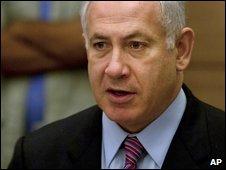 Israeli Prime Minister Benjamin Netanyahu (14 September 2009)