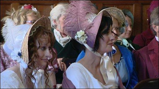 Austen fans