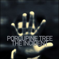 The Incident CD cover