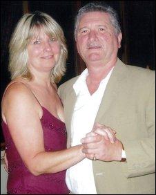 Sandra and Peter Simpson