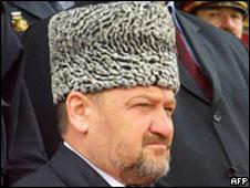 Akhmad Kadyrov, file pic