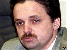 Andrei Kozlov, file pic