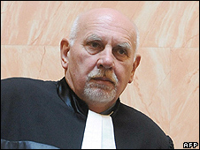 Chairman of the Czech Constitutional Court Pavel Rychetsky