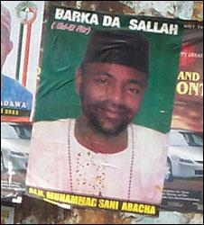 Muhammad Abacha poster