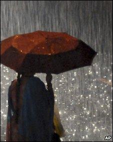 Monsoon rain (Image: AP)