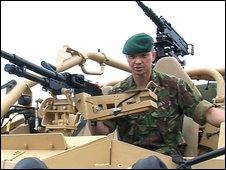 Sgt Mark Haigh