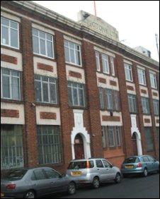 ringtons building