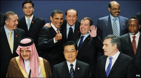 G20 leaders' group photo