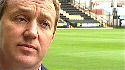 Notts County chairman Peter Trembling - _46429333_trembling512