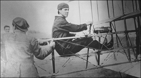 A.V. Roe missed the chance to be the first to fly at Blackpool