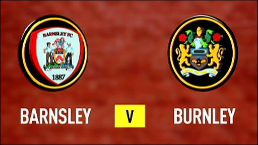 Barnsley v Burnley