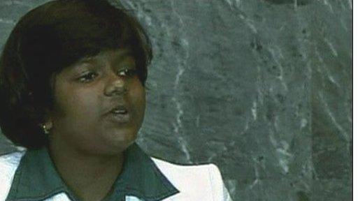 UN teenager Yugratna Srivastava