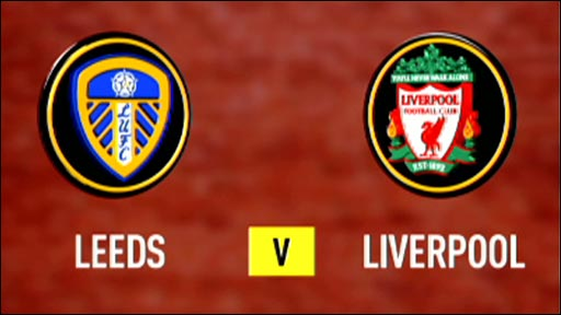 Leeds United v Liverpool
