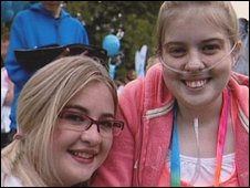 Emily Thackray and Jessica Wales