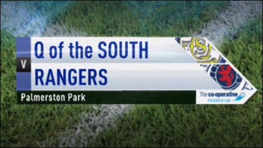 Queen of the South v Rangers