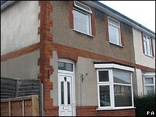Fiona Pilkington's house