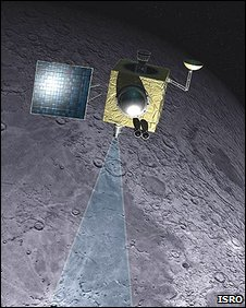 Chandrayaan 1 (ISRO)