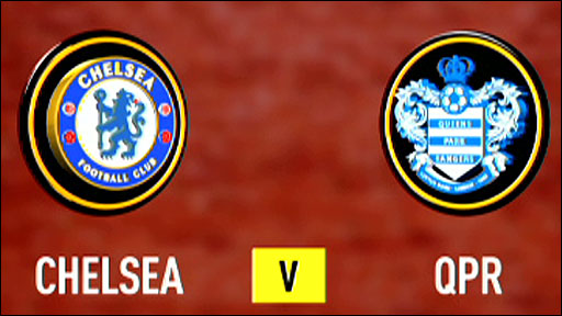 Chelsea v QPR