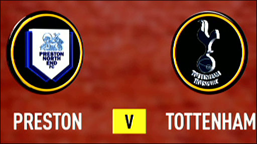 Preston v Tottenham
