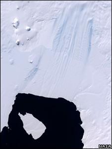 Pine Island Glacier (Nasa)