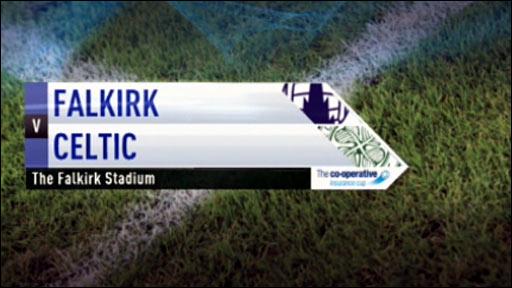 Falkirk v Celtic