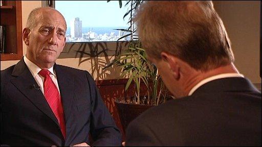 HARDtalk with Ehud Olmert
