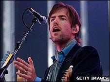 Radiohead guitarist Ed O'Brien