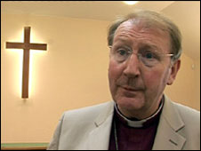 The Right Revered Michael Langrish, Bishop of Exeter