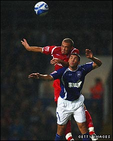 Ipswich v Nottingham Forest