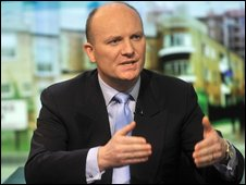 Declan Ganley, businessman