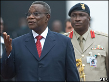 President John Atta Mills