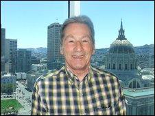 California Assemblyman, Tom Ammiano