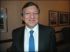 The President of the EU, Jose Manuel Barroso