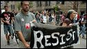 Protesters take a stand at the G20 summit in Pittsburgh
