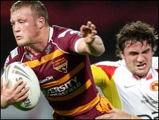 Luke Robinson goes through the Catalans defence