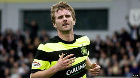Paddy McCourt scored a magnificent goal for Celtic