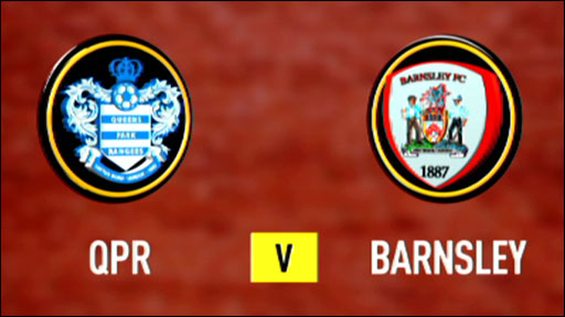 QPR 5-2 Barnsley