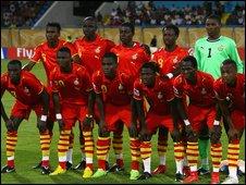Ghana's Black Satellites