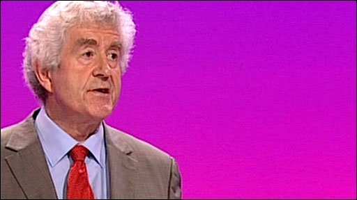 Welsh First Minister Rhodri Morgan