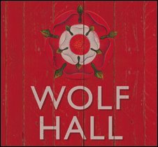 Frontcover of Wolf Hall
